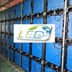 P6 kültéri rental kabinet SZ576mm x M576mm