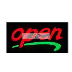 LED open tábla