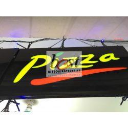 LED PIZZA tábla
