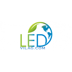 Akkumulátoros, hordozható LED fényvető, reflektor 10 W vízálló