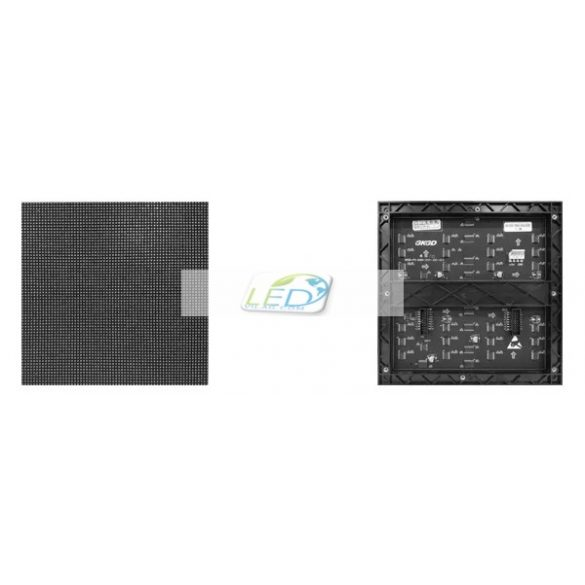 P3 beltéri rental kabinet SZ576mm × M576mm